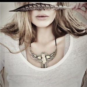 Spell & the Gypsy Silver Thunderstruck Chest Plate